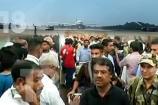 കരിപ്പൂരിൽ സൗദി എയർ ബസ് എത്തിയത് 282 യാത്രക്കാരുമായി