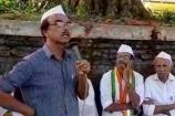 VIDEO- ഗാന്ധിജിയെ അനുസ്മരിക്കുന്നതിനിടെ ഗാന്ധിയൻ കുഴഞ്ഞുവീണ് മരിച്ചു