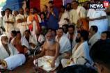 VIDEO:മൂകാംബികയിൽ പിറന്നാൾ ആഘോഷിച്ച് യേശുദാസ്