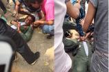 വ്യോമസേനയുടെ സൂര്യകിരണ് വിമാനങ്ങള് കൂട്ടിയിച്ച് തകർന്നു: VIDEO