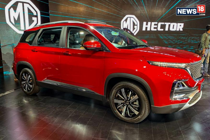 എം.ജി ഹെക്ടർ SUV