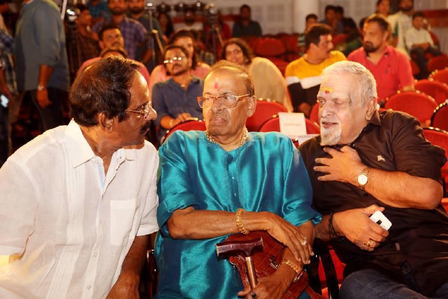 ഈസ്റ്റ് കോസ്റ്റ് വിജയൻ, ജയവിജയൻ, പി. ജയചന്ദ്രൻ എന്നിവർ