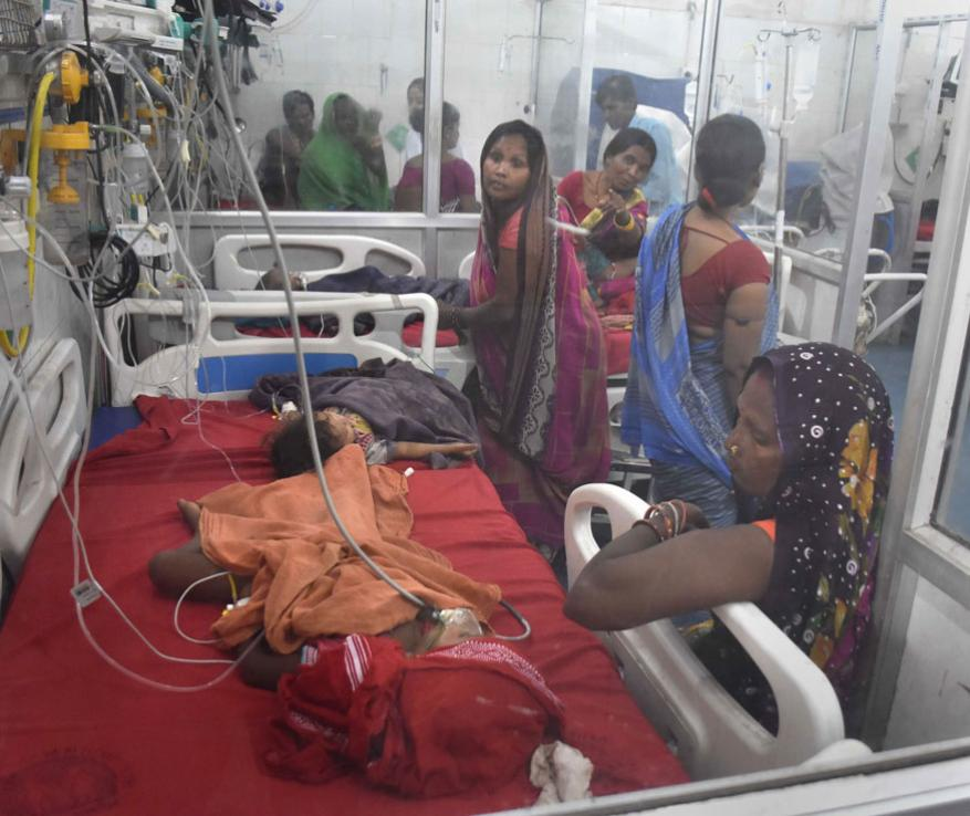 മുസഫർപൂർ ജില്ലയിൽ മാത്രം 108 കുട്ടികളാണ് മരിച്ചത്.
