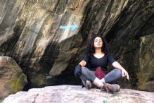 ഗുഹയിലെ തപസ്സിന് ഫാൻസ് കൂടുന്നോ? ഹിമാലയത്തിൽ ധ്യാന നിമഗ്നയായി പേളി മാണി