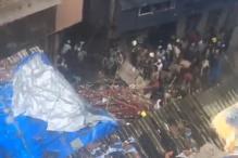 BREAKING: മുംബൈയിൽ നാലുനില കെട്ടിടം തകർന്നുവീണു; അൻപതോളംപേർ കുടുങ്ങിക്കിടക്കുന്നതായി സംശയം