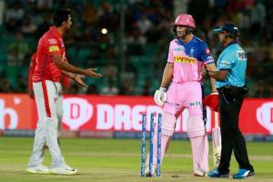 IPL 2019: സീസണിലെ ആദ്യ വിവാദത്തിന് തിരികൊളുത്തിയ പഞ്ചാബ് -രാജസ്ഥാന് മത്സരം