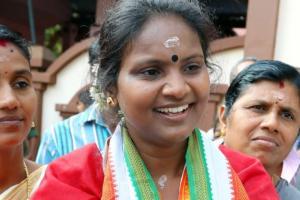 രമ്യ ഹരിദാസ് ഒൻപതാമത്തെ വനിത; 2019ലെ ബേബി