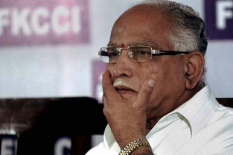 യെദ്യൂരപ്പ നിയമസഭാകക്ഷി നേതാവ് : കര്ണാടകയില് ജനാധിപത്യം തുലാസില്