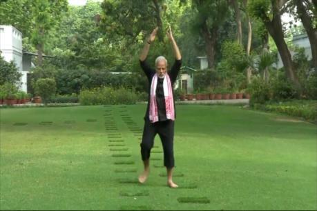 മോദിയുടെ ഫിറ്റ്നസ് ചാലഞ്ച് : ആരോഗ്യത്തെക്കാള് ശ്രദ്ധ സംസ്ഥാന പുരോഗതിയിലെന്ന് കുമാരസ്വാമി