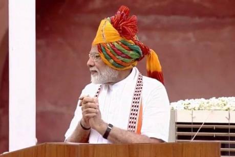 Independence Day 2019: കശ്മീരിൽ നിലനിന്നത് അഴിമതിയും വിവേചനവും ആയിരുന്നെന്ന് പ്രധാനമന്ത്രി